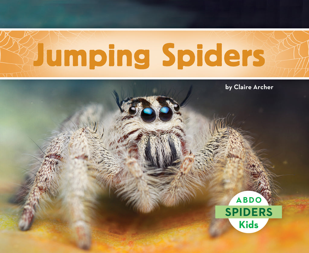 2021 - Jumping Spiders (Paperback)