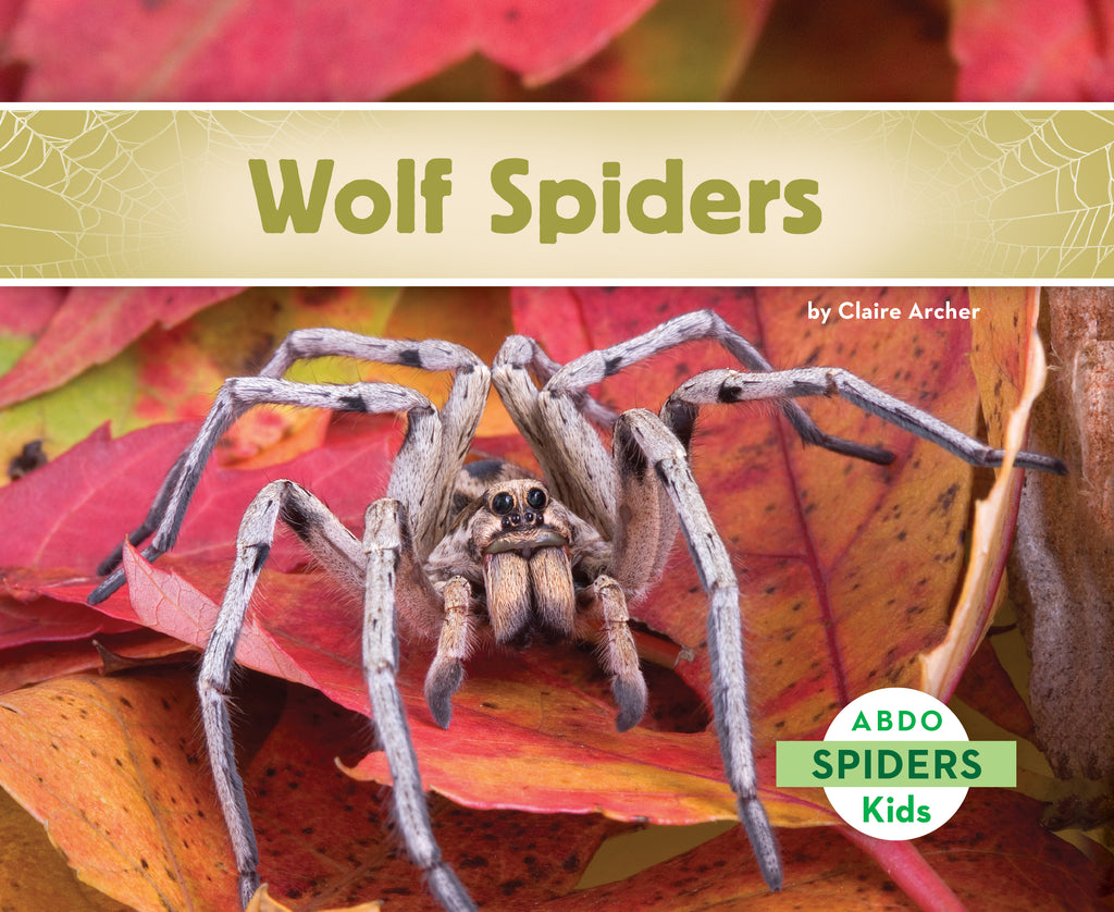 2021 - Wolf Spiders (Paperback)