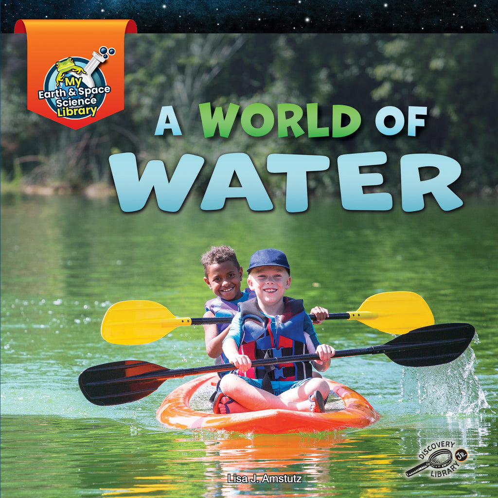 2021 - A World of Water (Hardback)