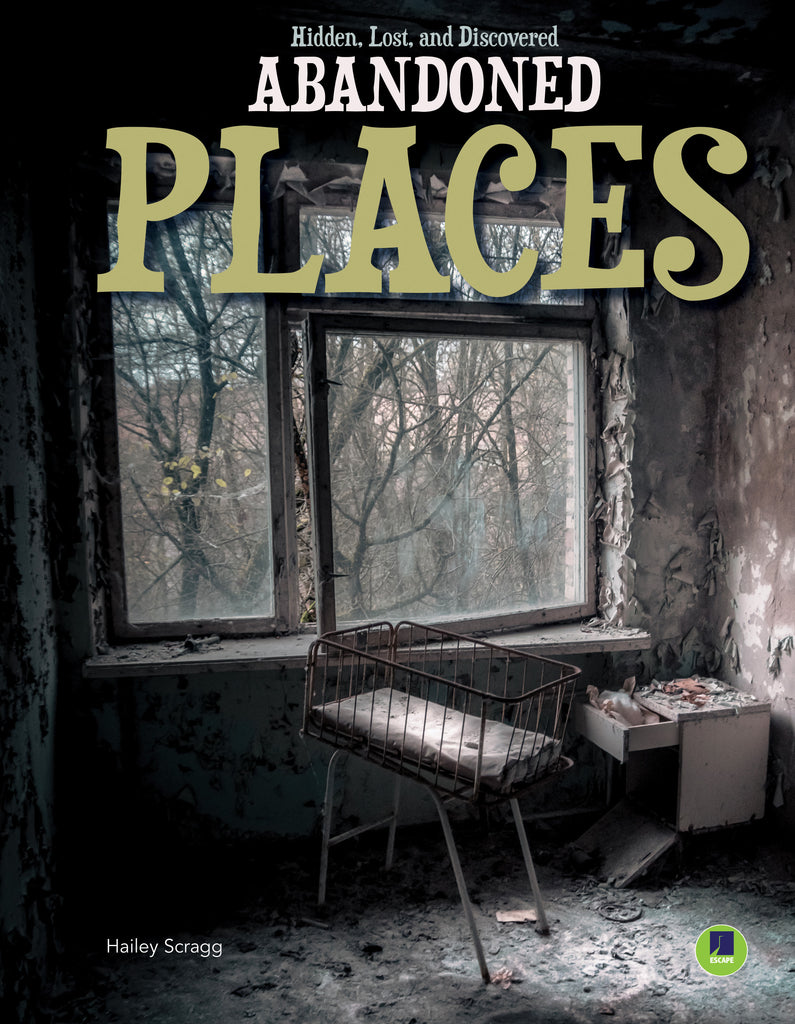 2021 - Abandoned Places (Hardback)