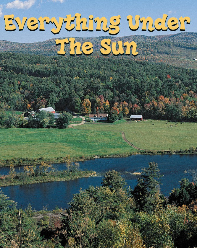 2005 - Everything Under The Sun (Paperback)