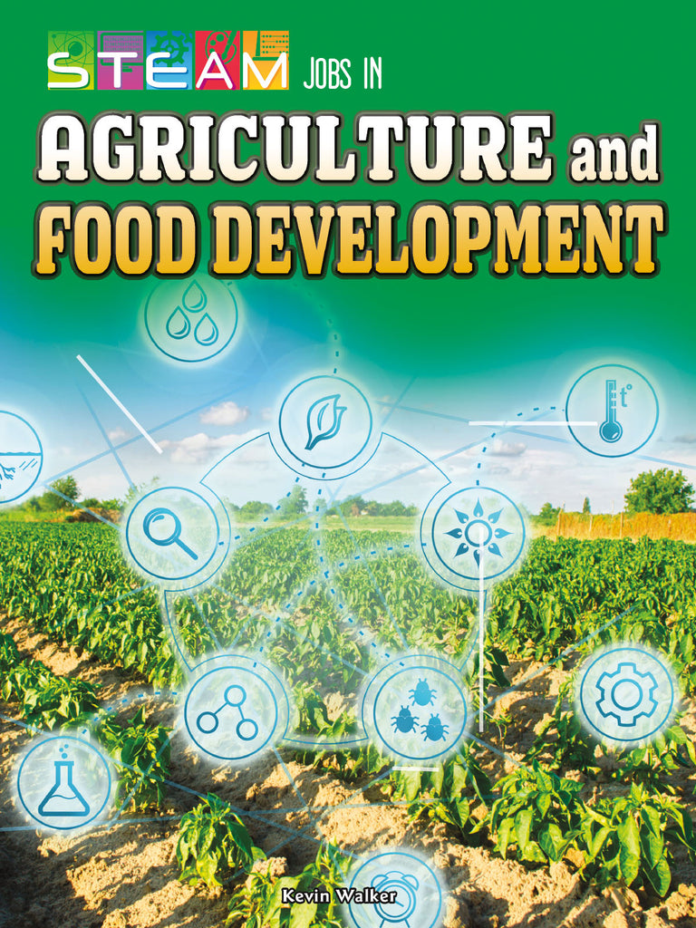 2020 - STEAM Jobs in Agriculture and Food Development (Paperback)