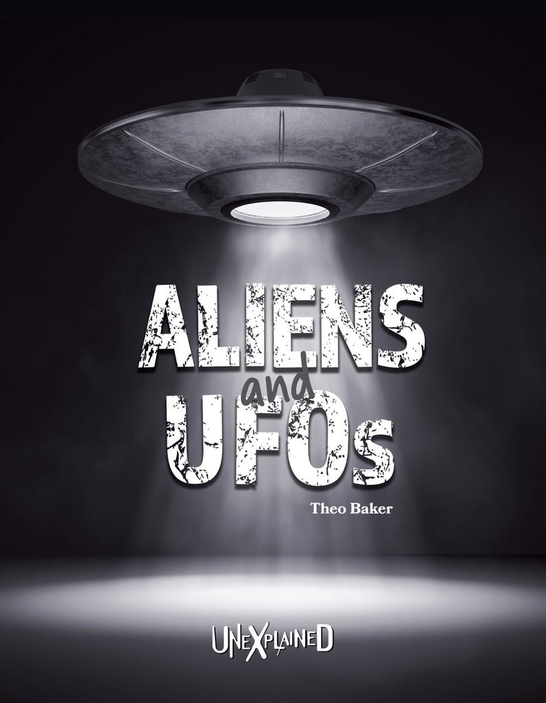 2019 - Aliens and UFOs (Hardback)