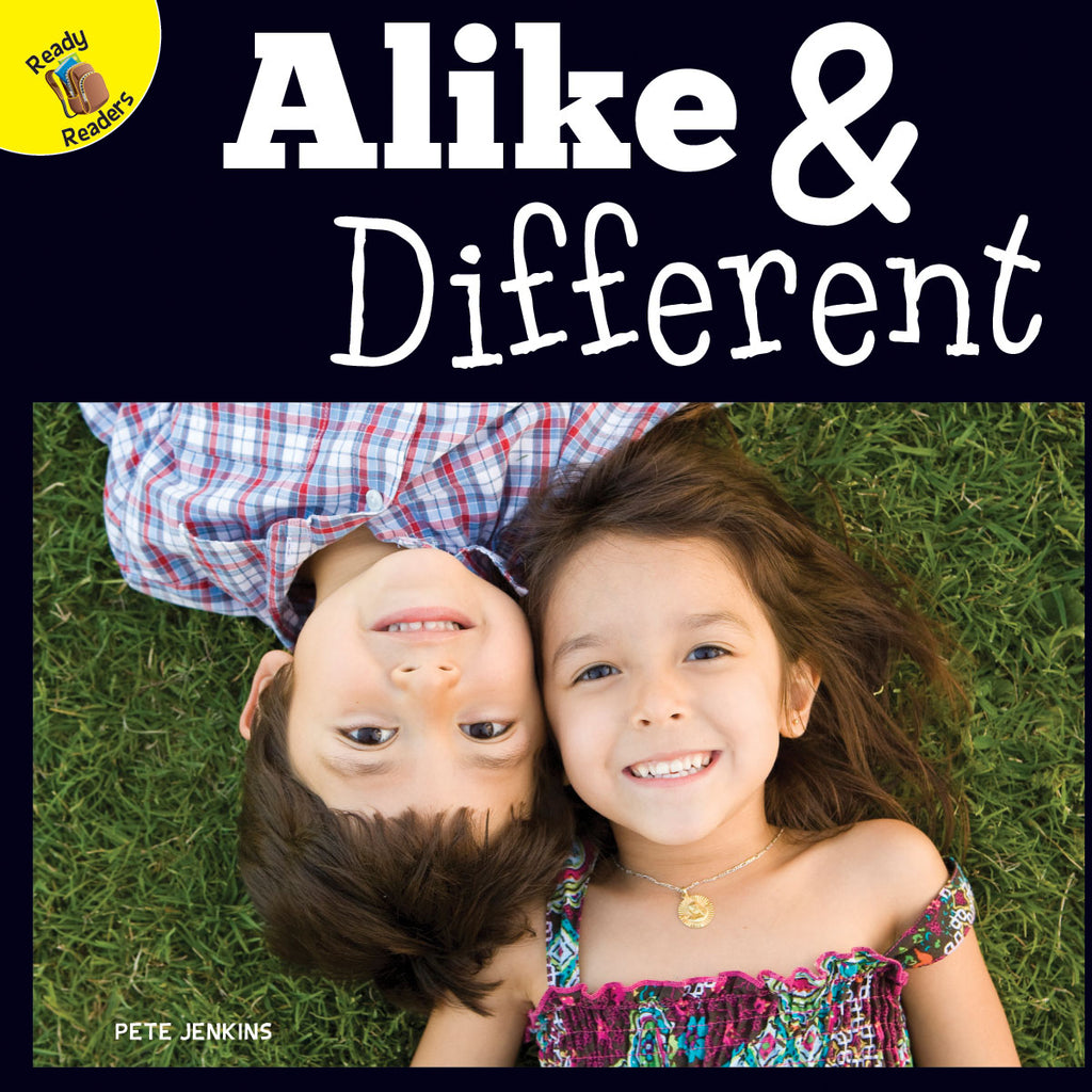 2019 - Alike and Different (Paperback)