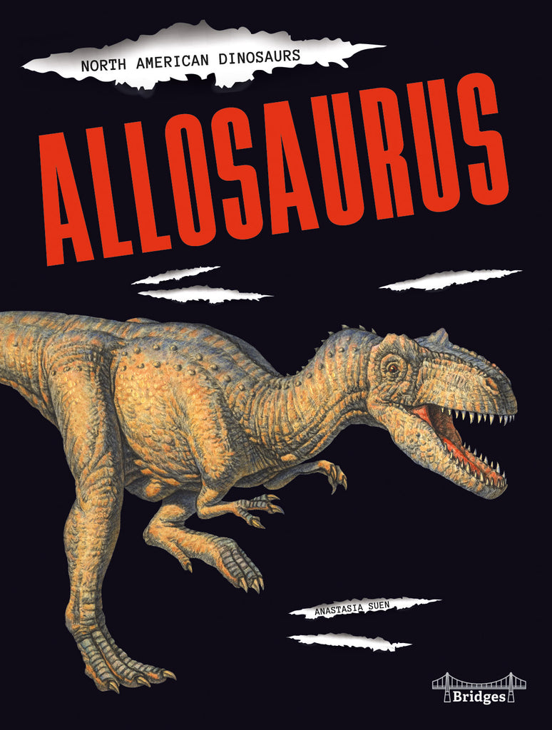 2020 - Allosaurus (eBook)