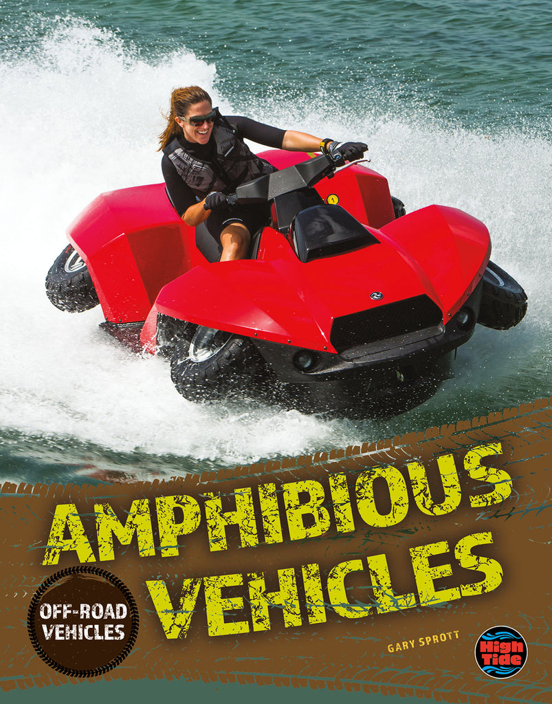 2020 - Amphibious Vehicles (Hardback)