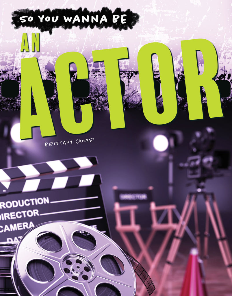 2019 - An Actor (Paperback)