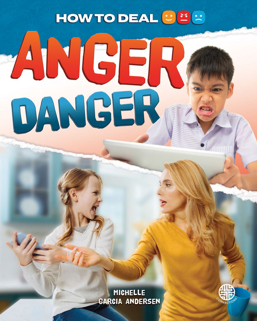 2020 - Anger Danger (Hardback)