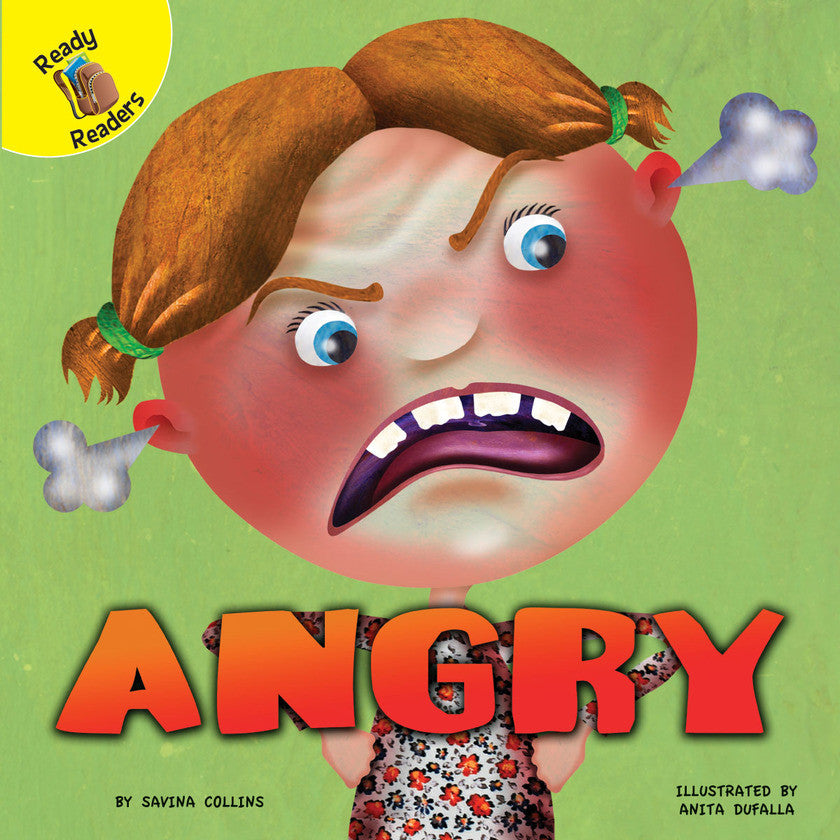 2017 - Angry (Paperback)