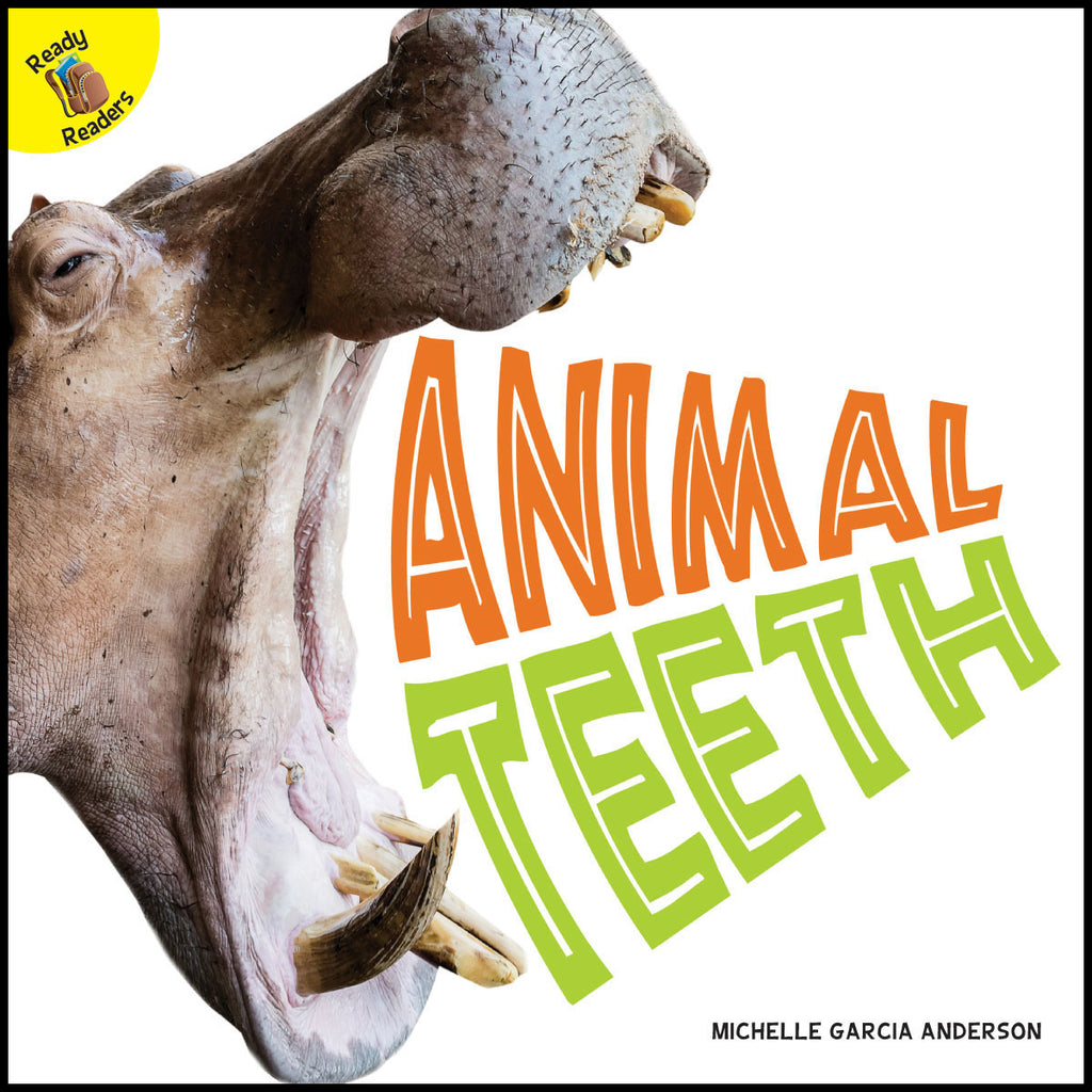 2019 - Animal Teeth (Hardback)