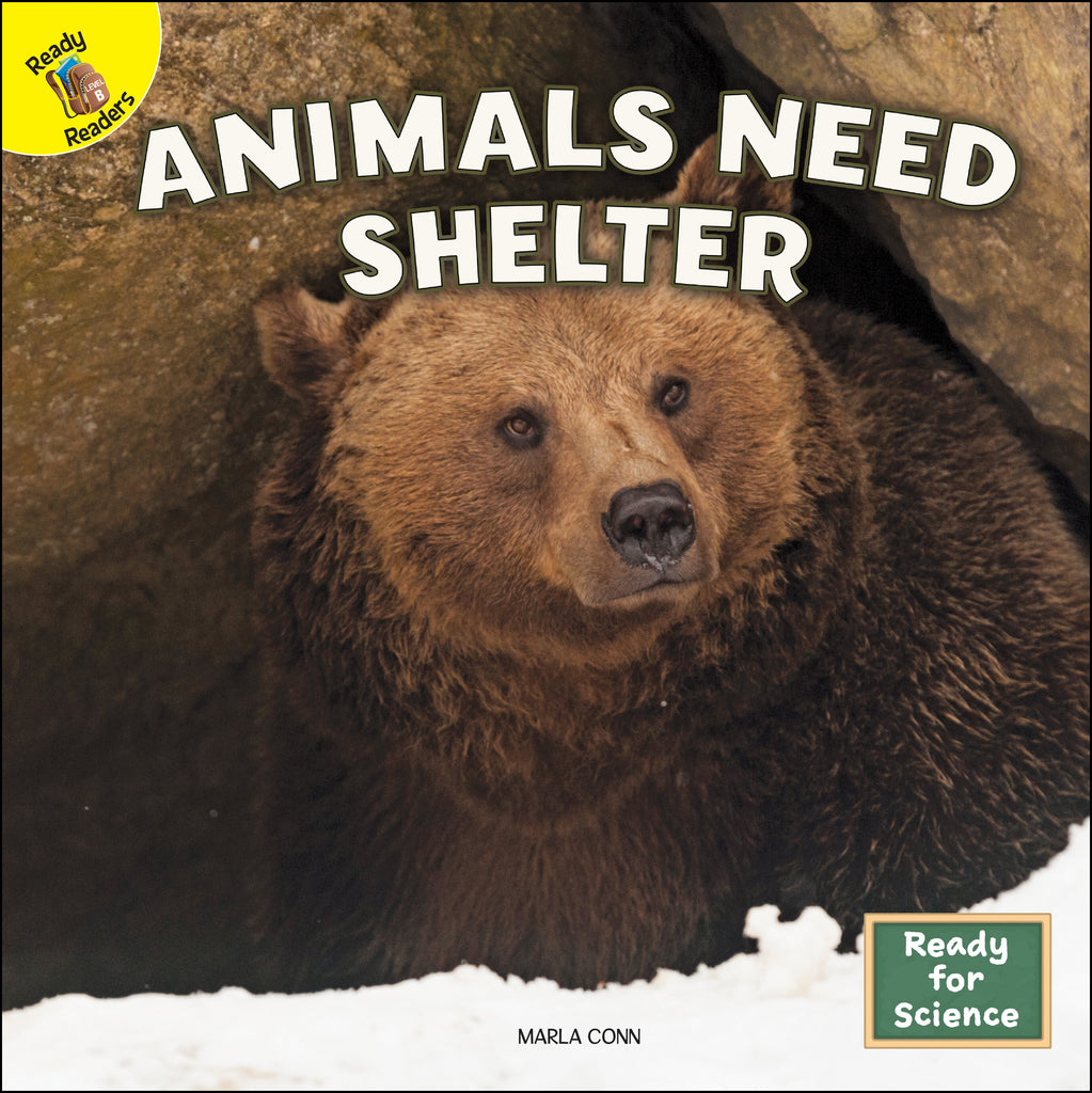 2021 - Animals Need Shelter (Hardback)