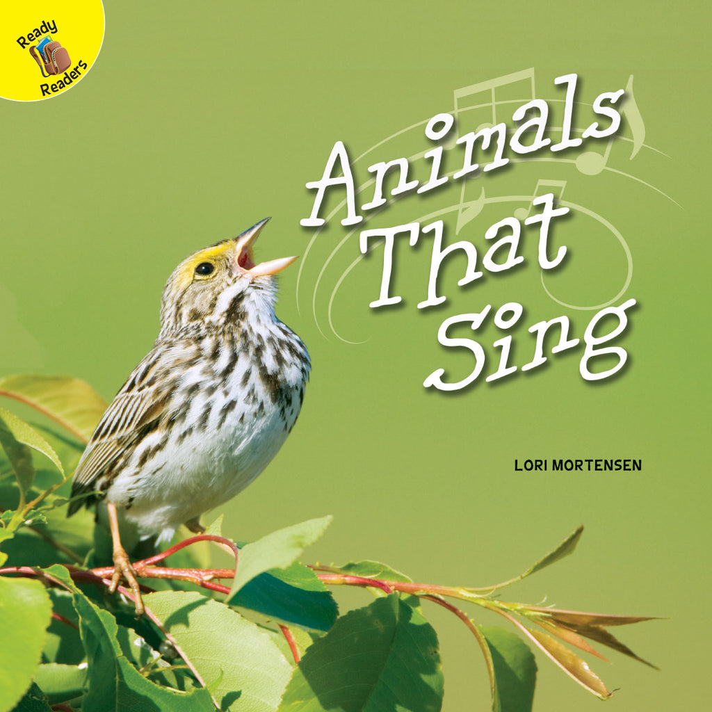 2019 - Animals That Sing (Hardback)