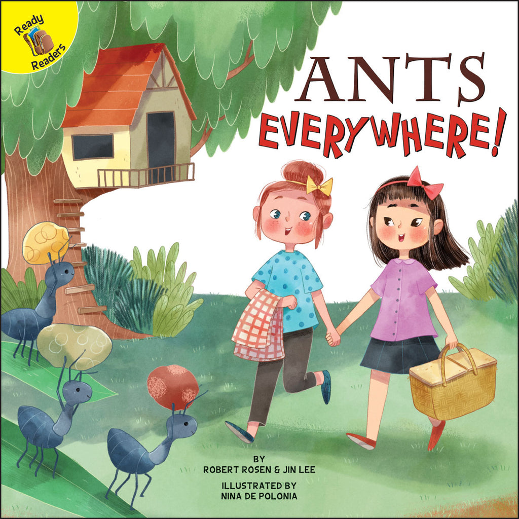 2018 - Ants Everywhere!  (Paperback)