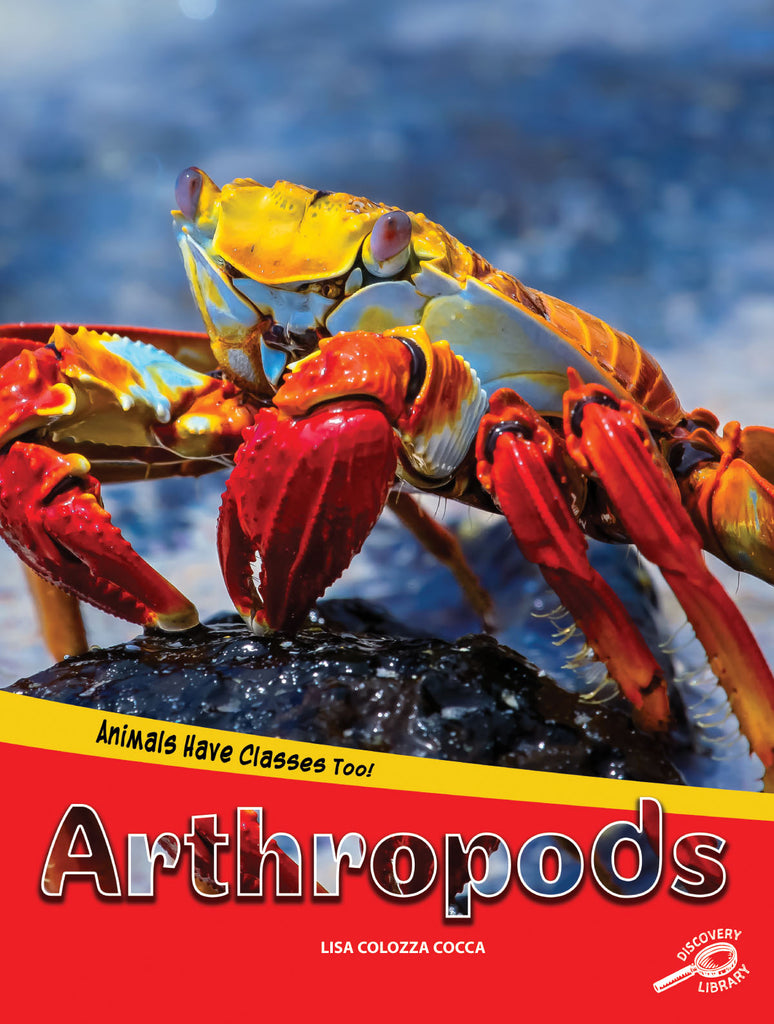 2019 - Arthropods  (eBook)