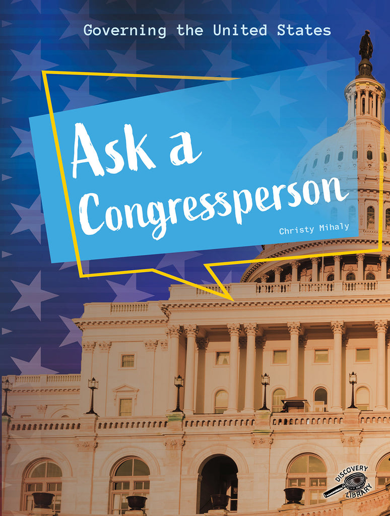 2020 - Ask a Congressperson (Hardback)