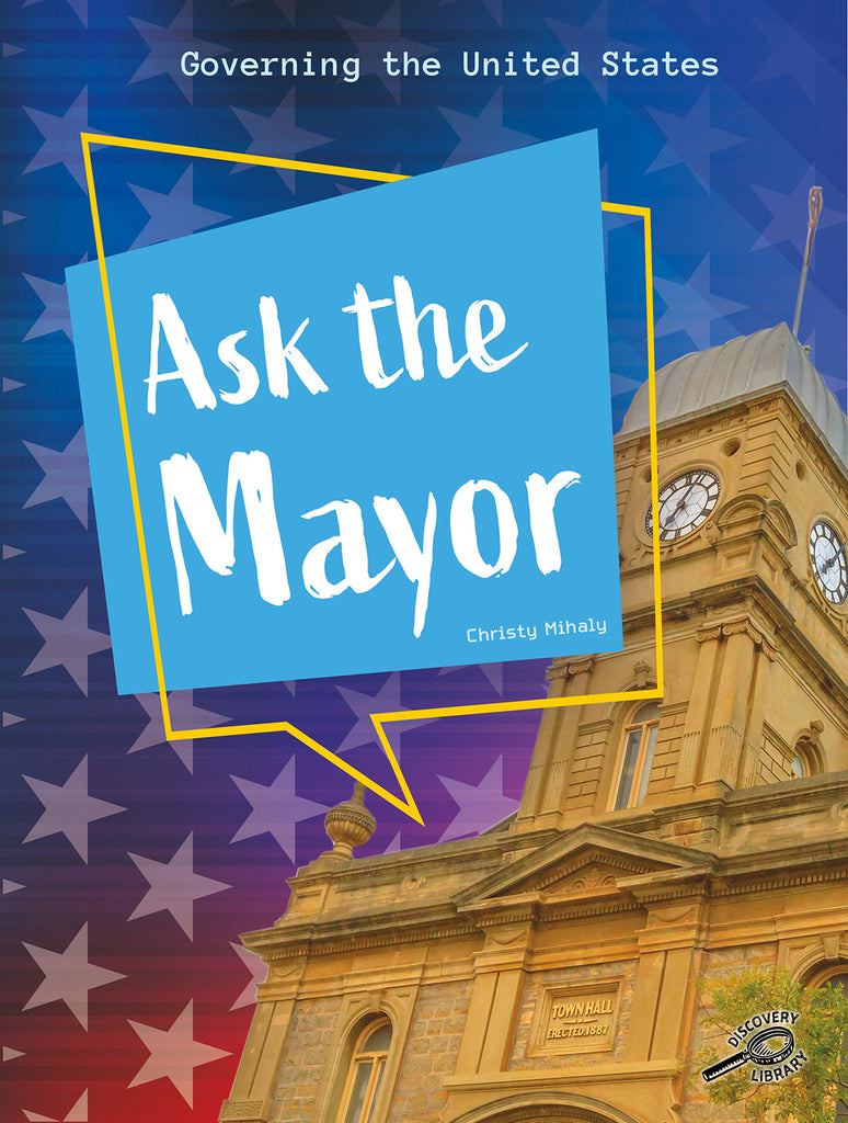 2020 - Ask the Mayor (Hardback)