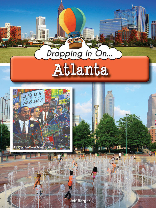 2016 - Dropping In On Atlanta (Hardback)
