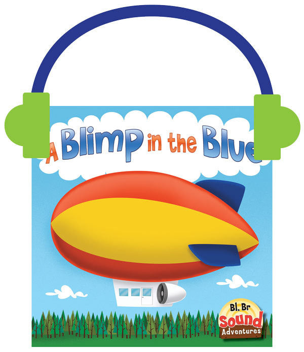 2013 - A Blimp in the Blue  (Audio File)