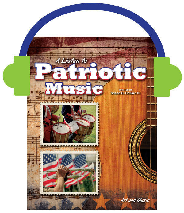 2014 - A Listen To Patriotic Music (Audio File)