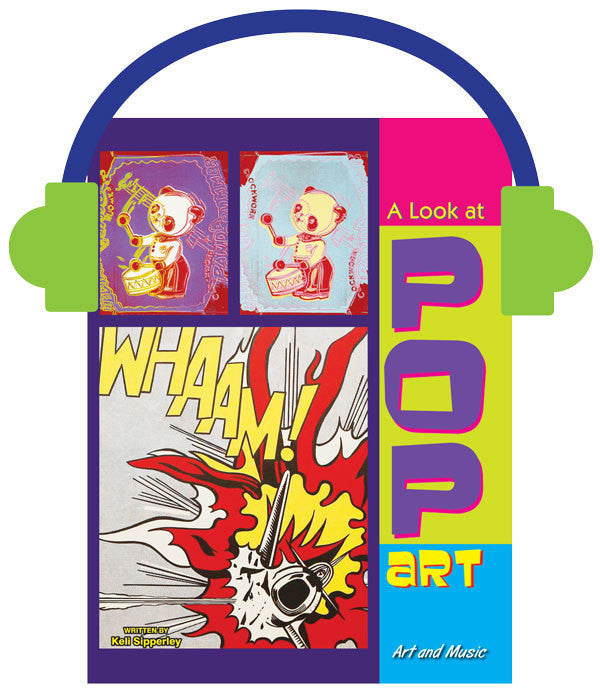2014 - A Look At Pop Art (Audio File)