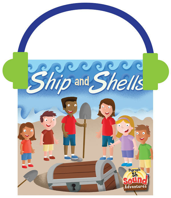 2013 - A Ship and Shells  (Audio File)