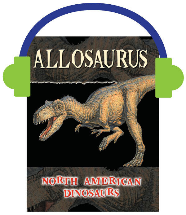 2013 - Allosaurus (Audio File)