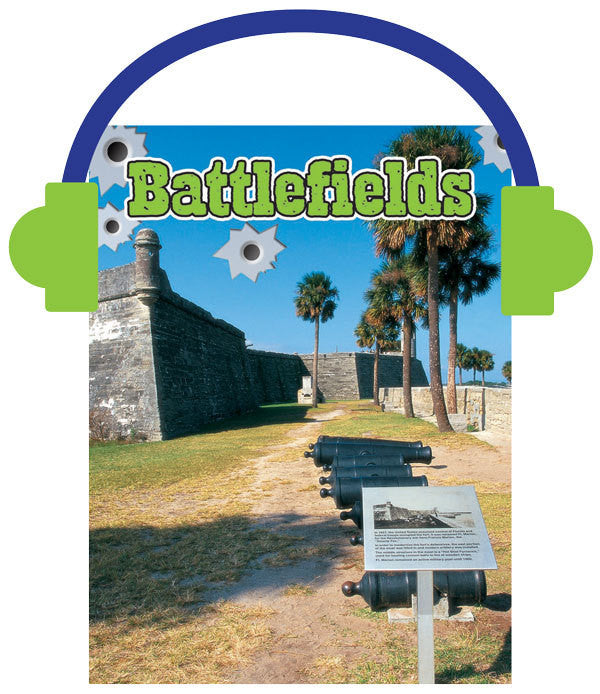 2013 - Battlefields (Audio File)