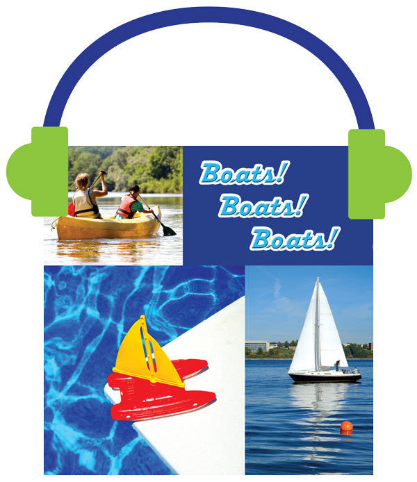 2013 - Boats! Boats! Boats! (Audio File)