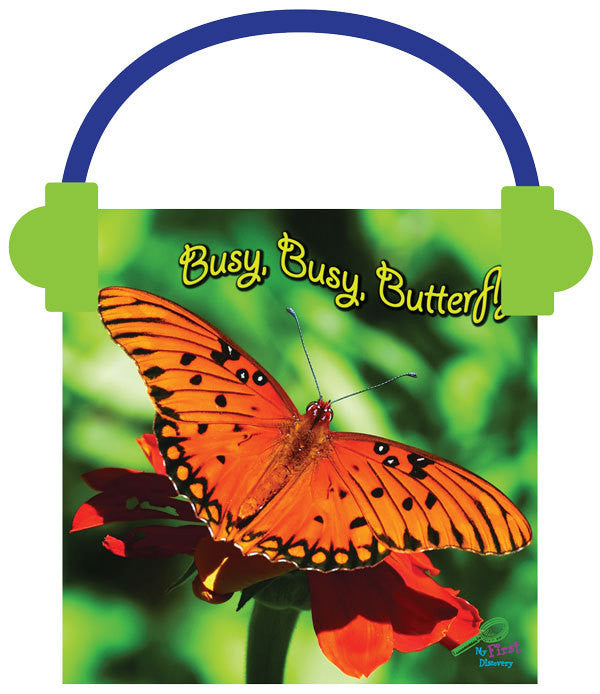 2013 - Busy, Busy Butterfly (BBK) (Audio File)