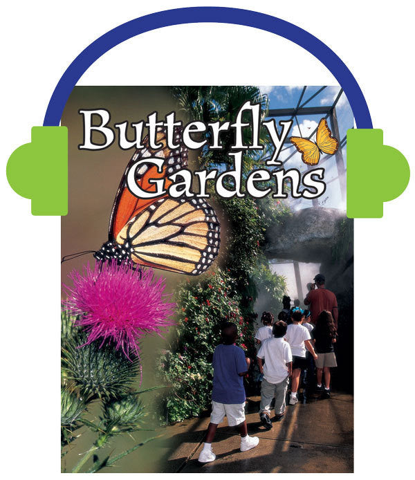 2013 - Butterfly Gardens (Audio File)