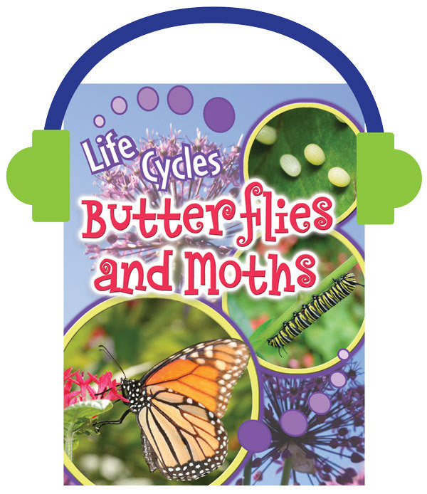 2013 - Butterflies and Moths (Audio File)