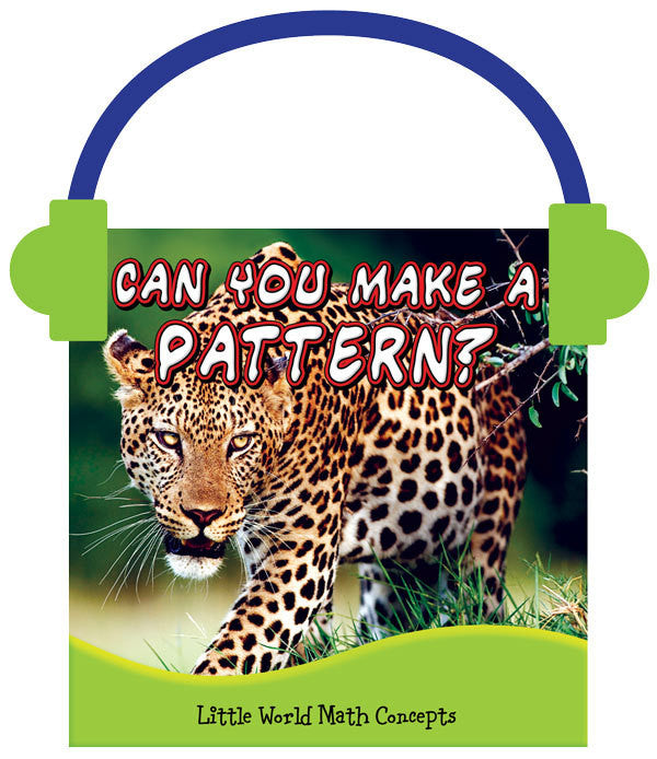 2013 - Can You Make a Pattern? (Audio File)