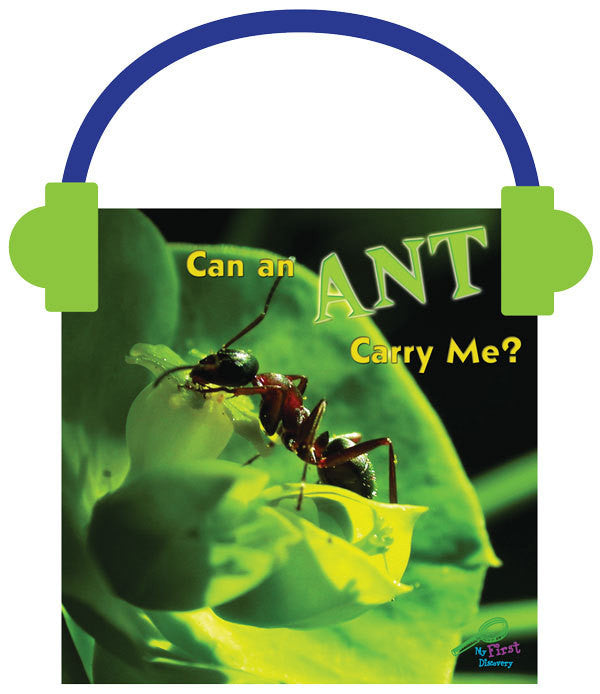 2013 - Can an Ant Carry Me? (BBB) (Audio File)