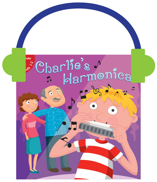 2013 - Charlie's Harmonica (Audio File)