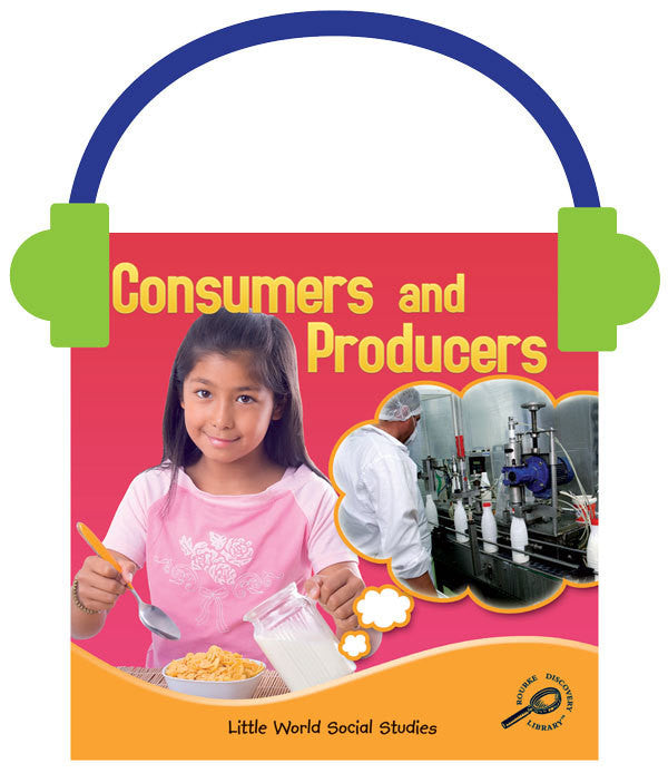 2013 - Consumers and Producers (Audio File)