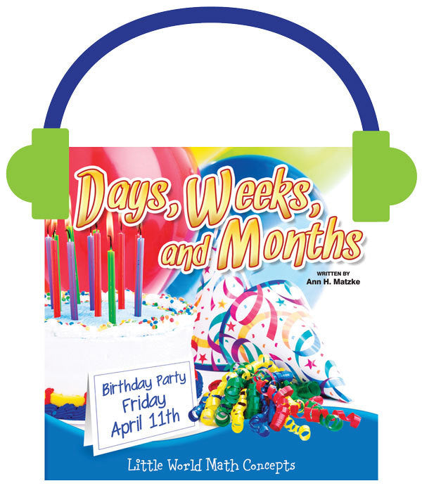 2014 - Days, Weeks, And Months (Audio File)