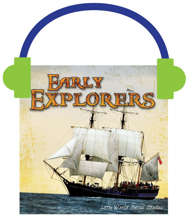 2014 - Early Explorers (Audio File)