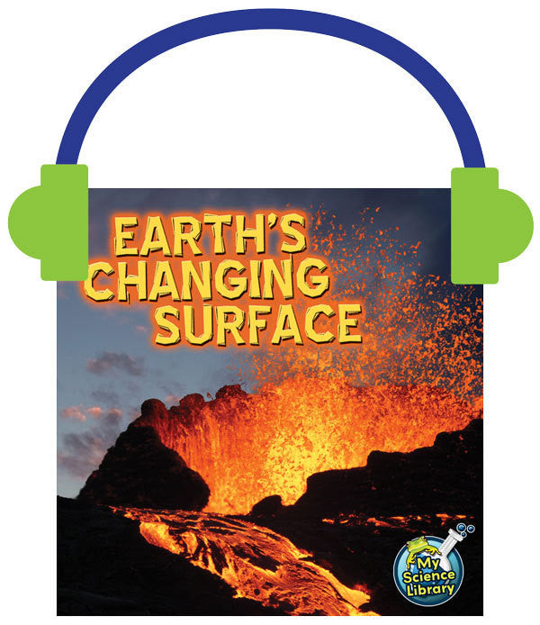 2013 - Earth's Changing Surface (Audio File)