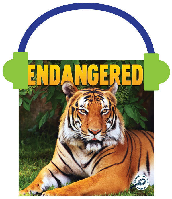 2013 - Endangered! (Audio File)