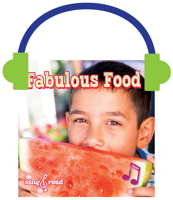 2013 - Fabulous Food (Audio File)