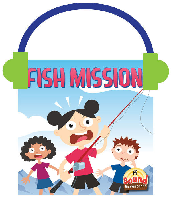 2013 - Fish Mission  (Audio File)