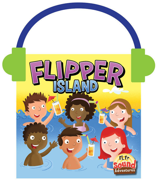 2013 - Flipper Island  (Audio File)