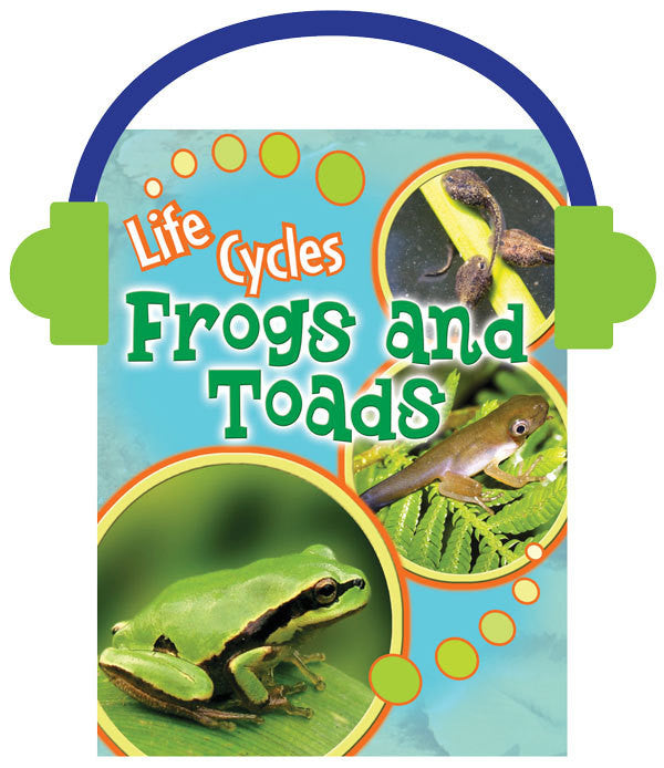 2013 - Frogs and Toads (Audio File)