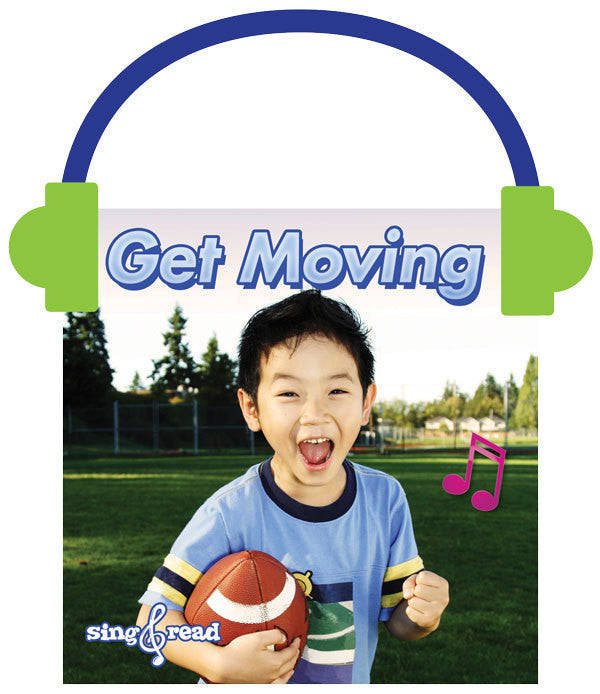 2013 - Get Moving (Audio File)