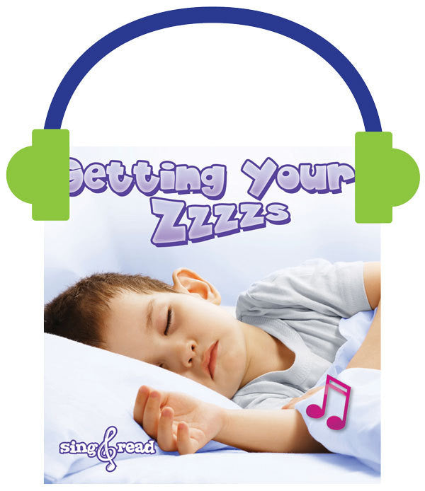 2013 - Getting Your Zzzzs (Audio File)