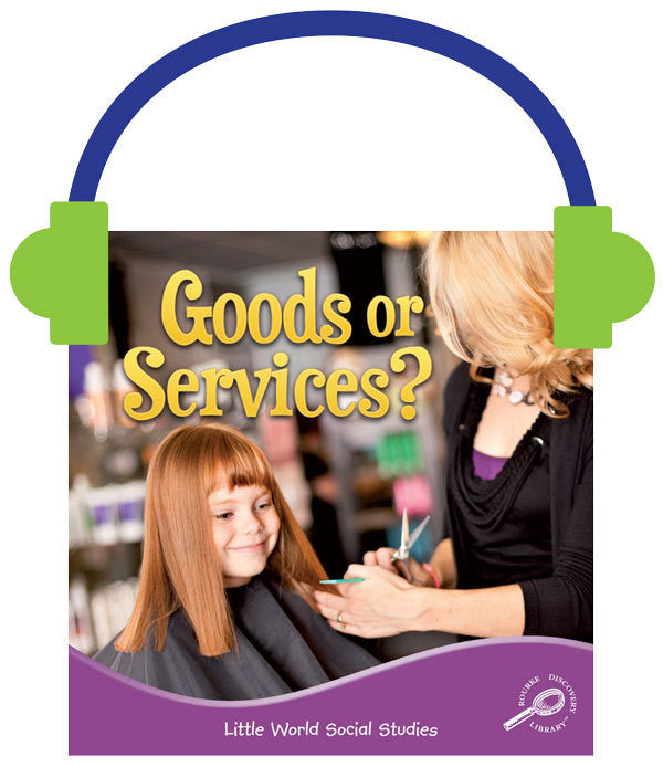 2013 - Goods or Services? (Audio File)