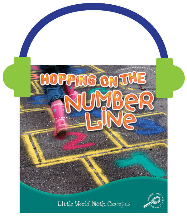 2013 - Hopping on the Number Line (Audio File)