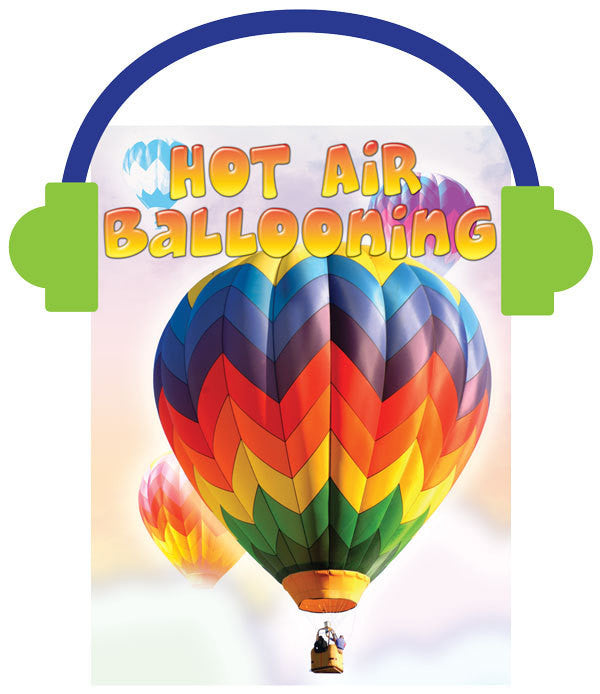 2013 - Hot Air Ballooning (Audio File)