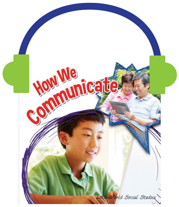 2014 - How We Communicate (Audio File)