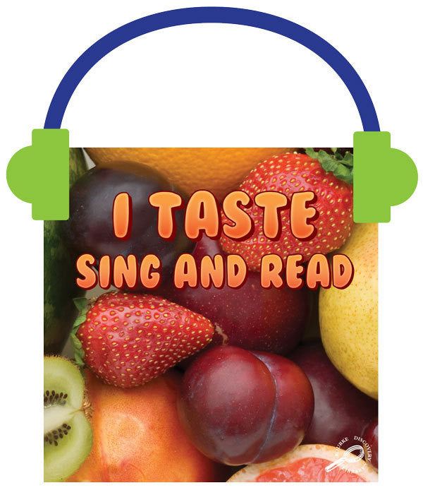2013 - I Taste Sing and Read (Audio File)